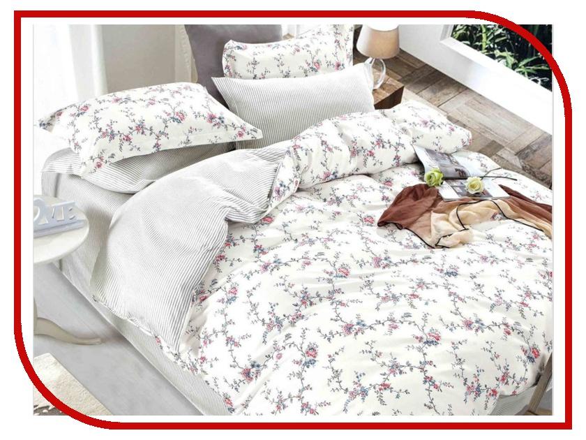 Постельное белье Cleo Satin Lux 20/361-SL Комплект 2 спальный Сатин постельное белье грация 5634 1 комплект 2 спальный фланель 2302810