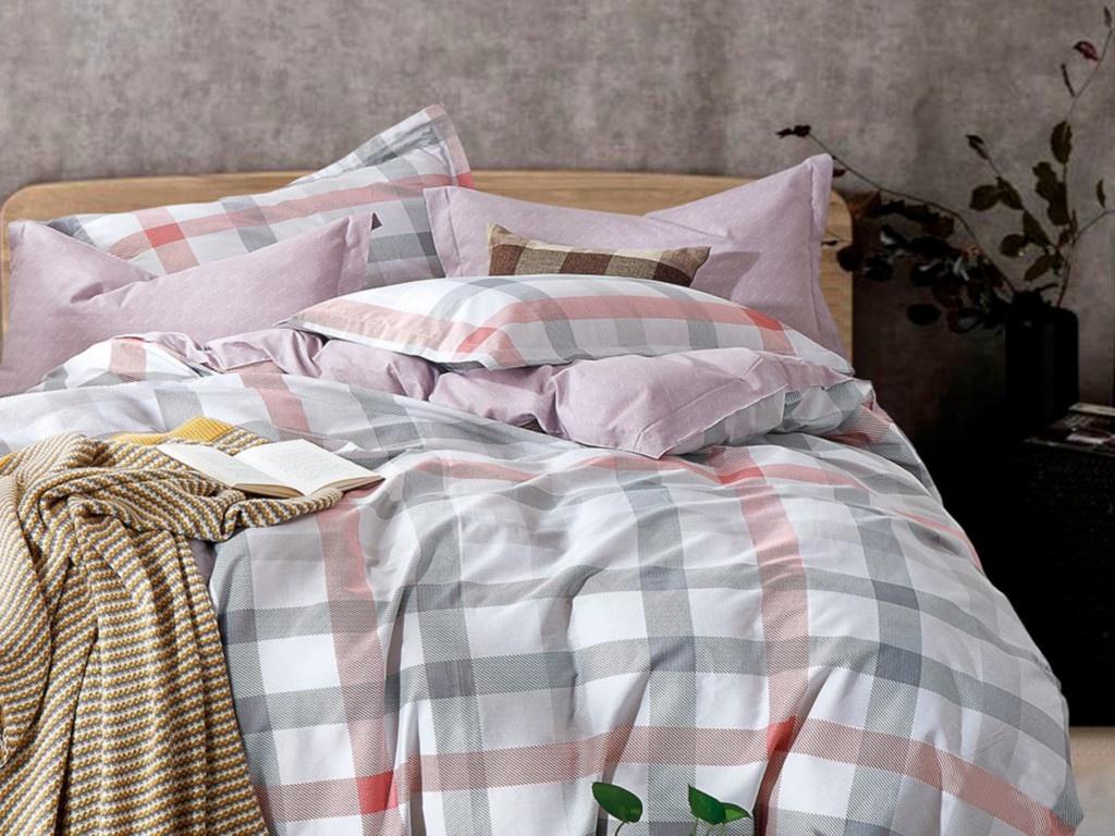 Фото - Постельное белье Cleo Satin Lux 20/377-SL Комплект 2 спальный Сатин постельное белье cleo кпб поплин детский мечта 1 5 спальный