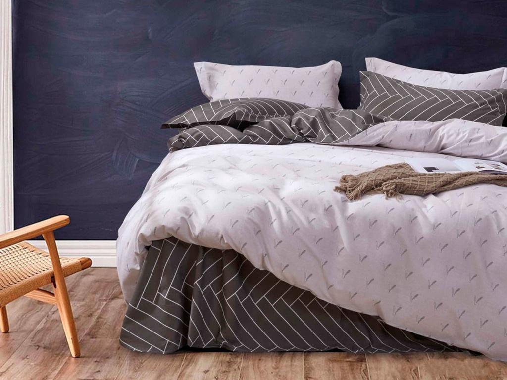 Фото - Постельное белье Cleo Satin Lux 20/378-SL Комплект 2 спальный Сатин постельное белье cleo кпб поплин детский мечта 1 5 спальный