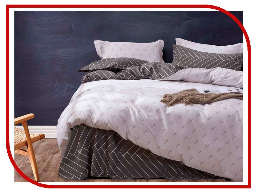 цена Постельное белье Cleo Satin Lux 31/378-SL Комплект Евро Сатин
