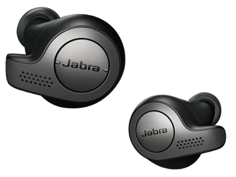 Наушники Jabra Elite 65t Black 100-99000000-60 — Elite 65t