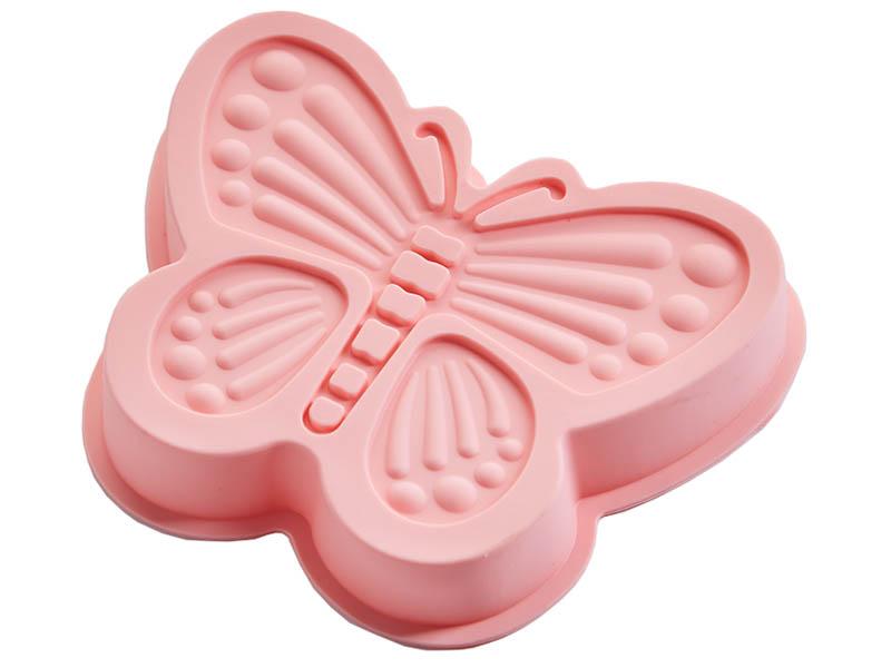 Форма для выпечки Alpenkok AK-6120S Бабочка Pink