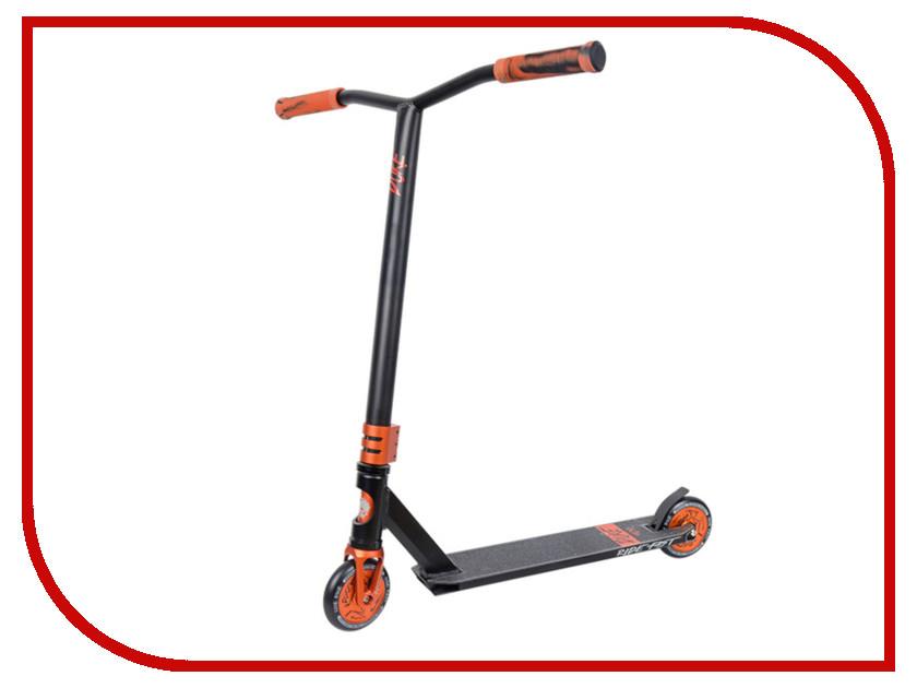 Фото - Самокат Tech Team TT Duke 404 2019 Black-Orange hi fi стойка solid tech ros 2 regular cherry