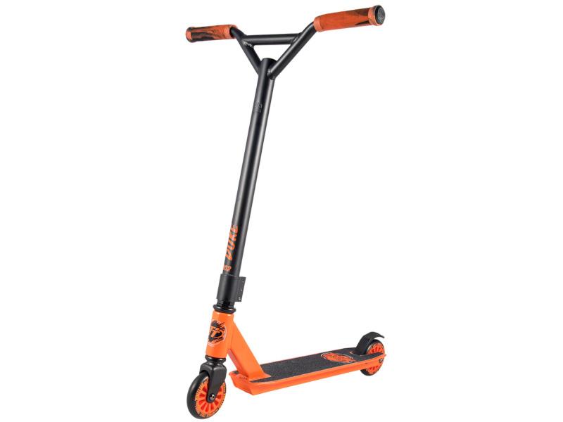 Самокат Tech Team Duke 202 2019 Orange цена