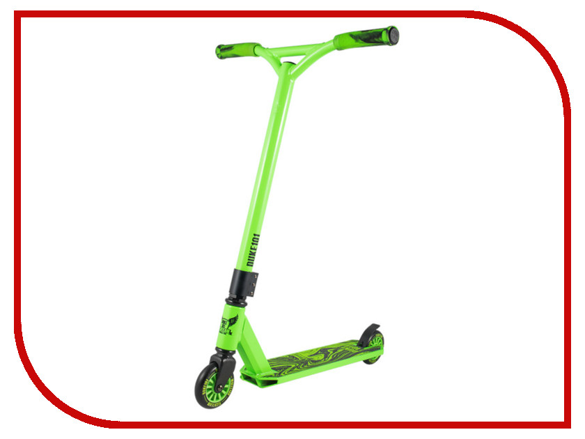 Самокат Tech Team TT Duke 101 2019 Light Green