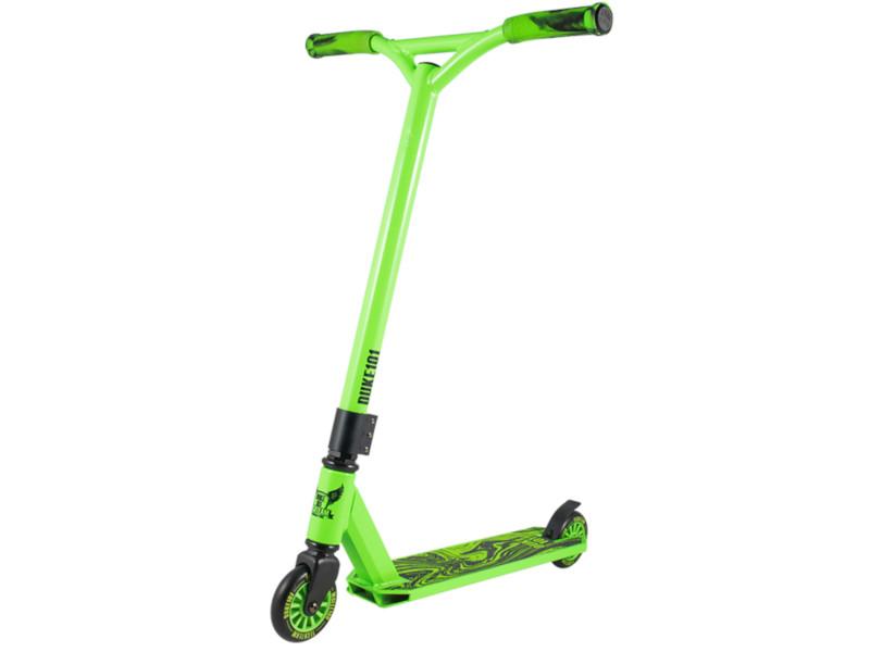 Самокат Tech Team TT Duke 101 2019 Light Green цена