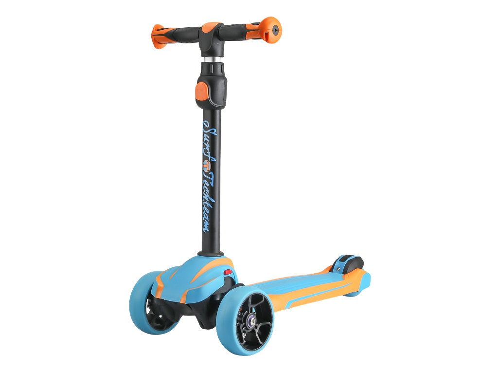 Самокат Tech Team Surf boy 2019 Light Blue