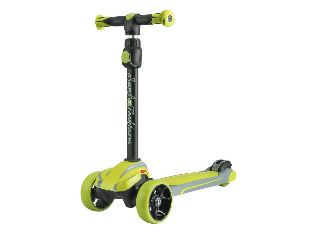 Самокат Tech Team Surf boy 2019 Light Green