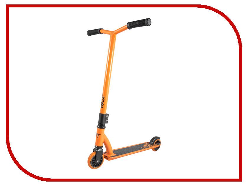 Самокат Tech Team Wasp 2019 Orange самокат tech team 250 avantgarde black orange