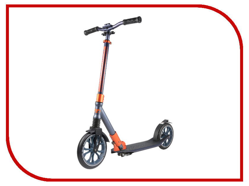 цена на Самокат Tech Team Downtown 2019 Blue-Orange