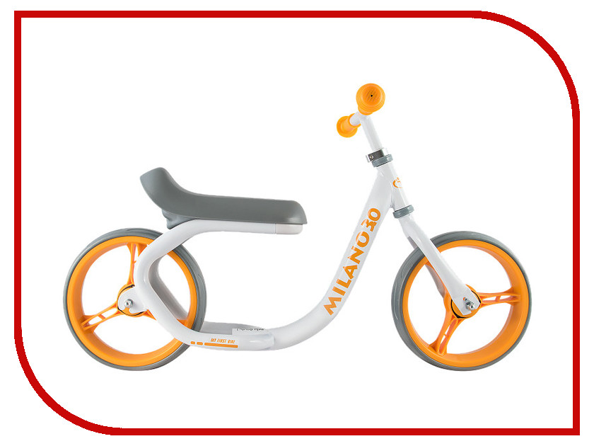 Беговел Tech Team Milano 3.0 Orange цена