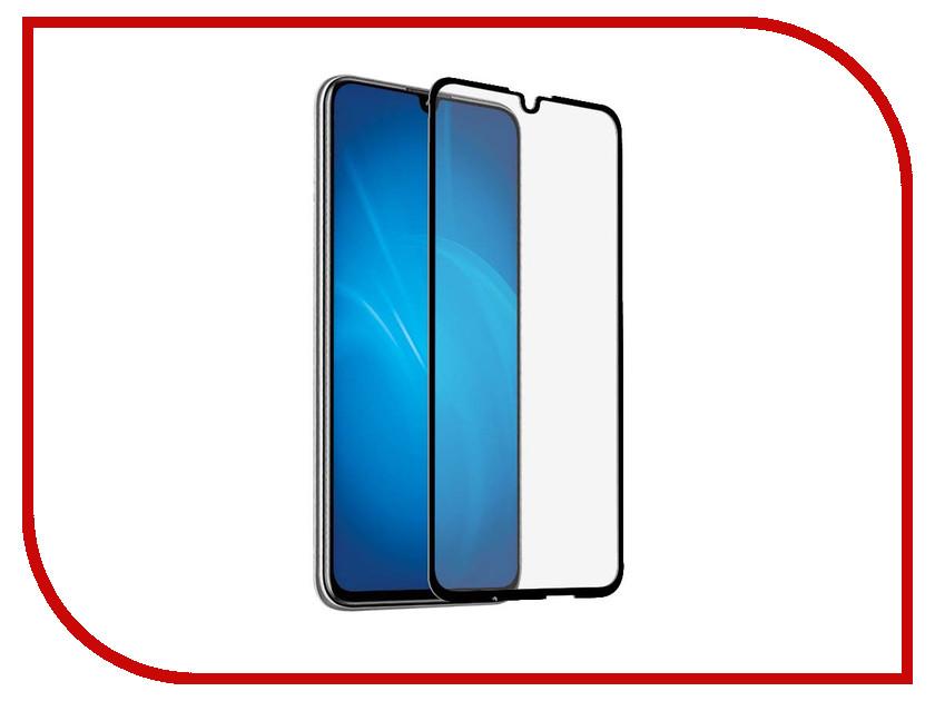 Аксессуар Защитное стекло для Honor 10 Lite Optmobilion 2.5D Black