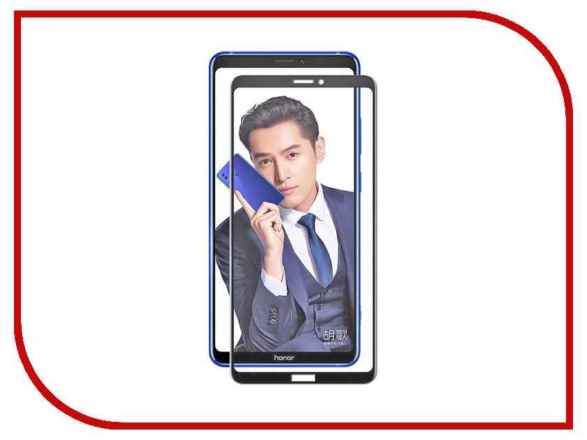 Аксессуар Защитное стекло для Honor Note 10 Optmobilion 2.5D Black