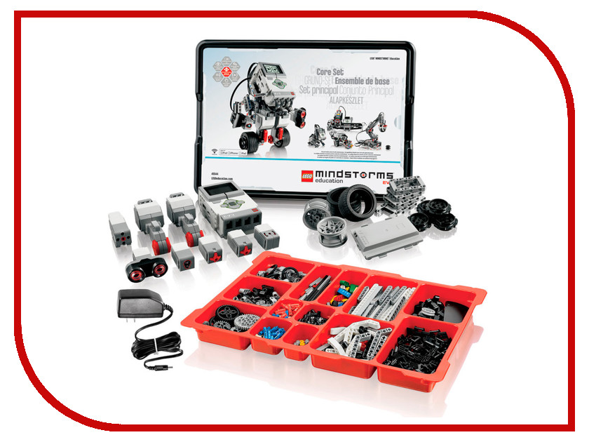 Конструктор Lego Education Mindstorms EV3 45544