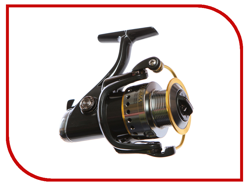 Катушка RYOBI Ecusima 4000Vi катушка для рыбалки ryobi tresor 1000