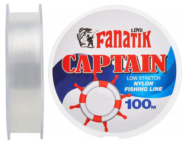 Леска Fanatik 0.23mm x 100m LNF100023