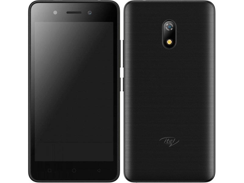 Сотовый телефон Itel A16 Plus DS Phantom Black