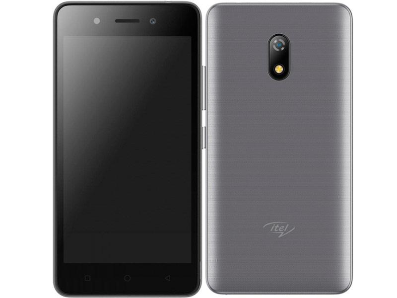 Сотовый телефон Itel A16 Plus DS Lilac Gray