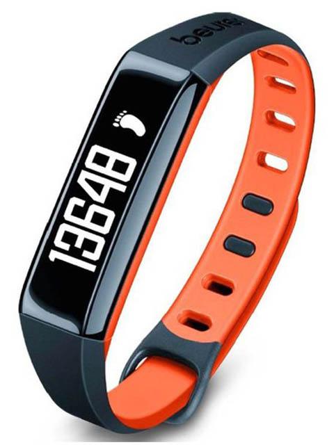 Умный браслет Beurer AS80 Orange умный браслет onetrak b 020