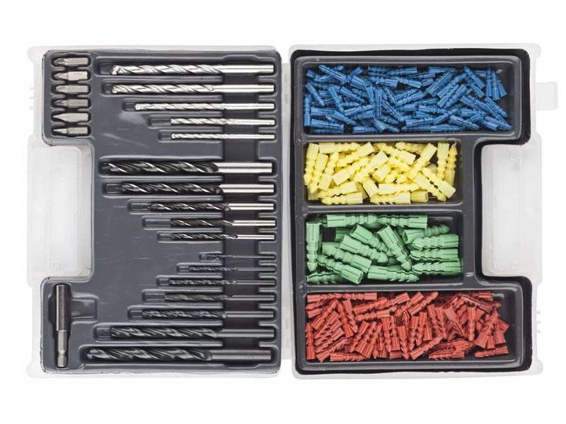 Набор сверл и бит Dexx 2970-H300 комбинированные