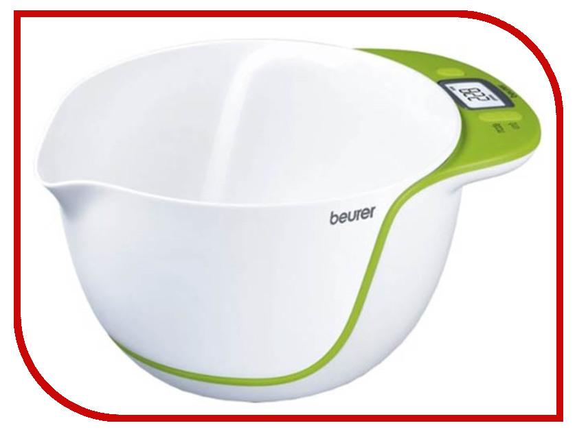 Весы Beurer KS 53 White-Green ks is lisu ks 225 13800 mah blue