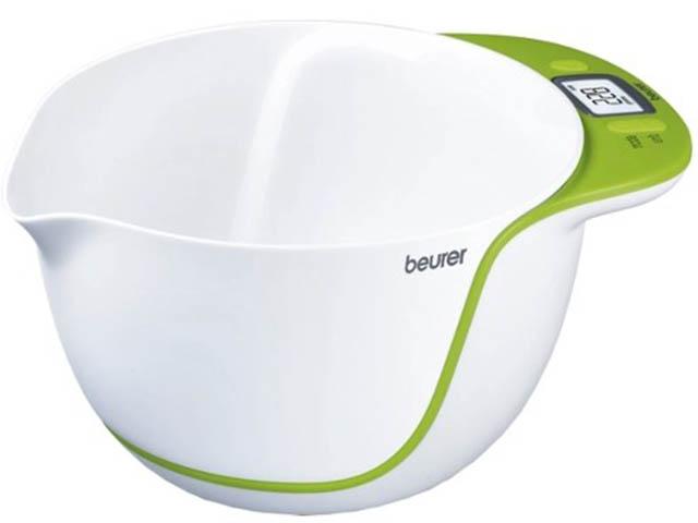 лучшая цена Весы Beurer KS 53 White-Green