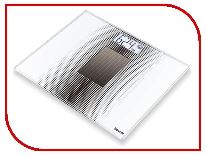 лучшая цена Весы напольные Beurer GS 41 Solar