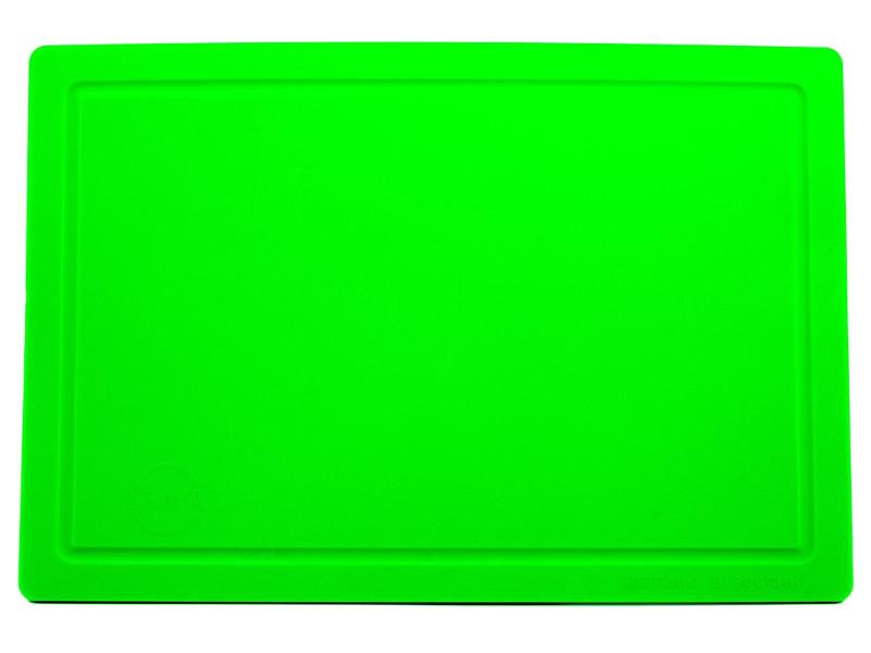 Доска разделочная TimA 36x25cm Light Green ДРГ-3625