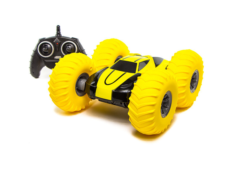 Игрушка Pilotage 360 Cross 1/10 V.2 Yellow RC62669