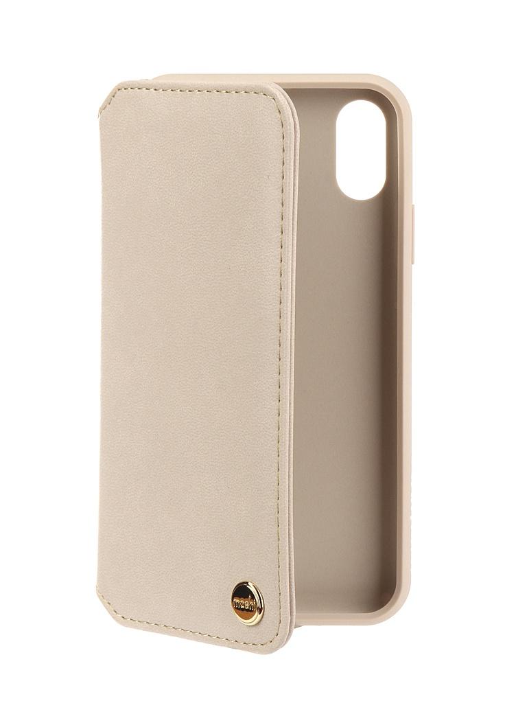 Аксессуар Чехол Moshi для APPLE iPhone XR Overture Savanna Beige 99MO091261 все цены