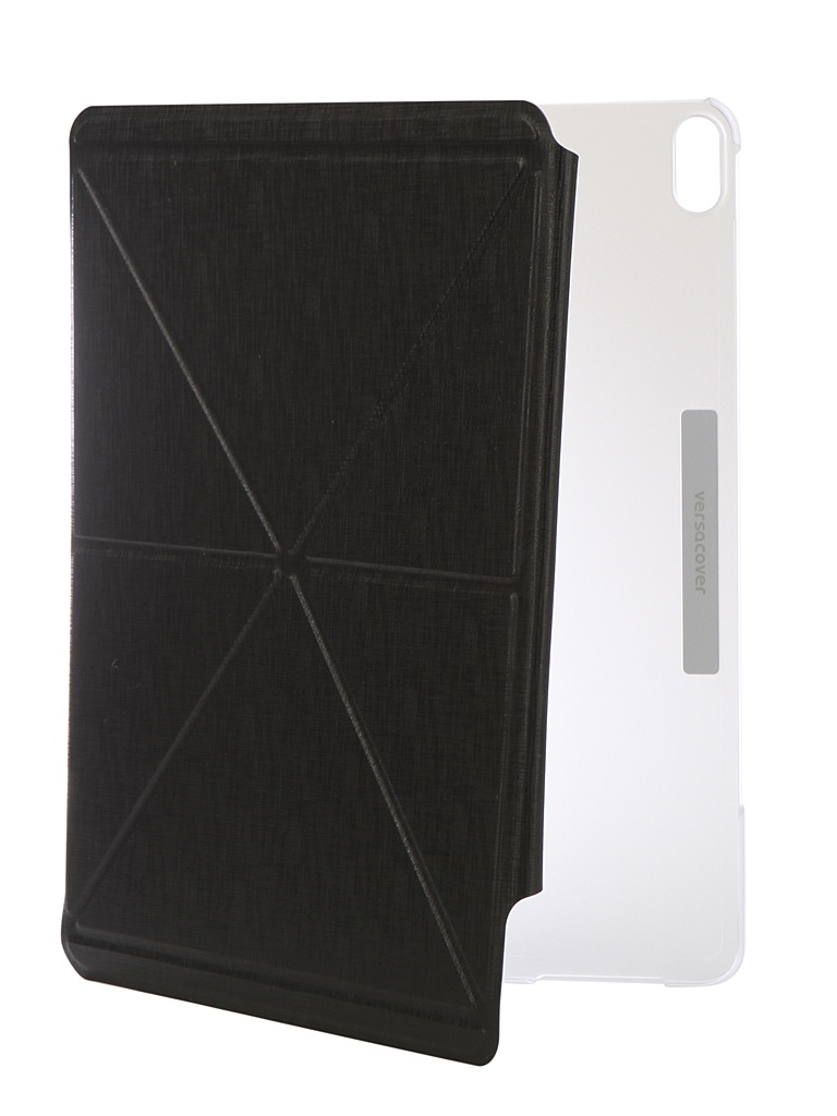 Аксессуар Чехол Moshi для iPad Pro 12.9-inch 2018 VersaCover Graphite Metro Black 99MO056007 цена