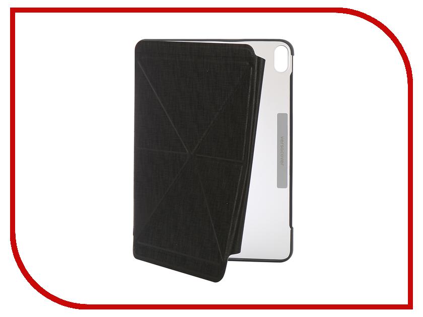 Аксессуар Чехол для iPad Pro 11-inch Moshi VersaCover Metro Black 99MO056008 аксессуар сумка 15 inch moshi codex 15 для macbook pro black 99mo093002