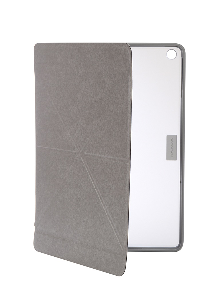 Фото - Аксессуар Чехол Moshi для iPad 2017/2018 VersaCover Stone Grey 99MO056012 аксессуар