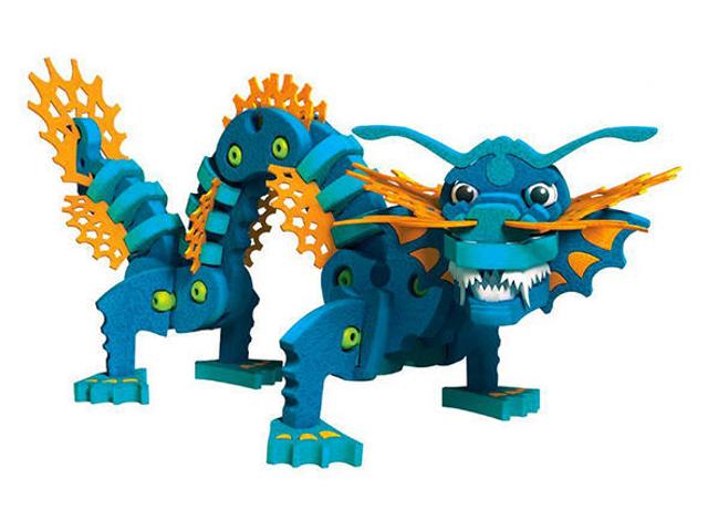 Конструктор Variety Blocks Водный дракон 91 дет. 3139 конструктор pilsan master blocks 260 дет 03 454