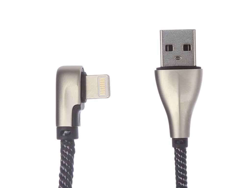 Аксессуар Dorten Angled Series 90 Lighting to USB 1.2m Silver DN312800