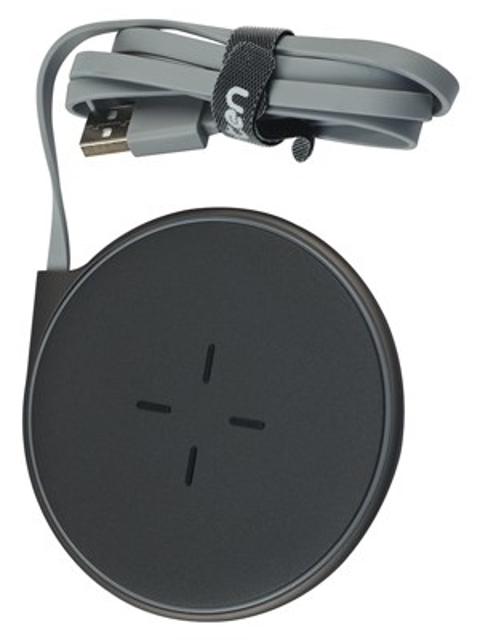 лучшая цена Зарядное устройство Dorten Evo Tech Series Wireless Charging Pad Space Gray DN555100