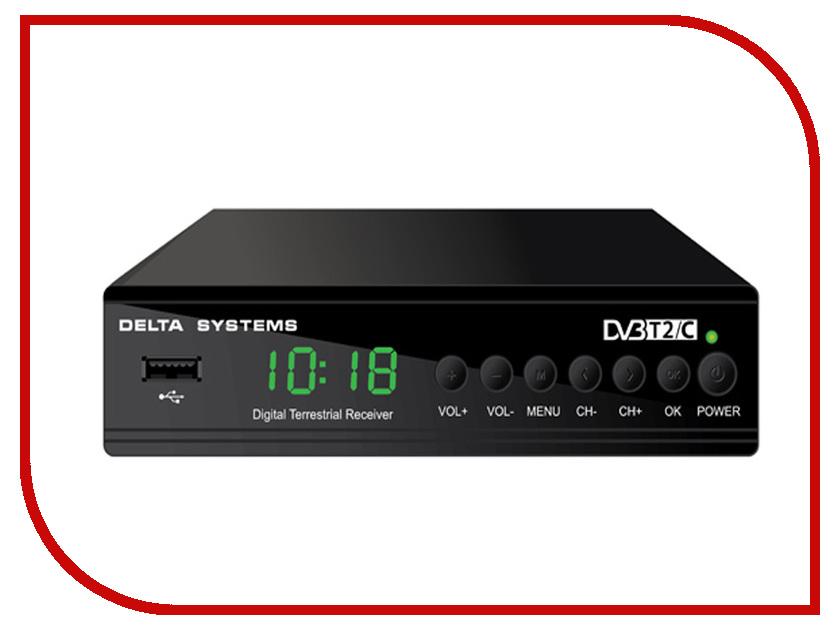 Delta Systems DS-950HD Plus АС3 цена