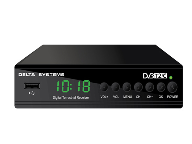 Delta Systems DS-950HD Plus АС3