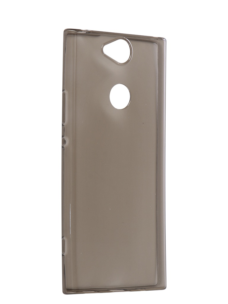 Аксессуар Чехол Brosco для Sony Xperia XA2 Plus Silicone Black XA2P-TPU-BLACK vitacci босоножки для девочки vitacci