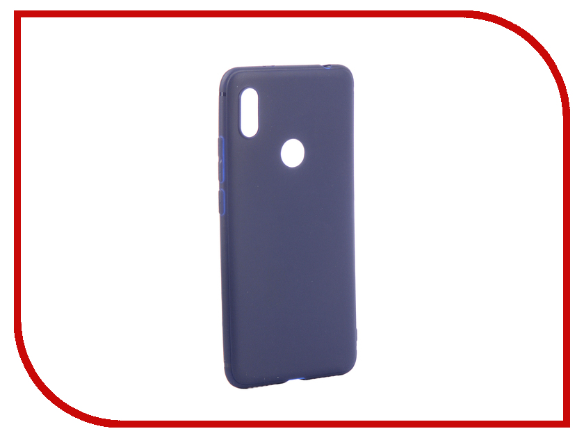 Аксессуар Чехол для Xiaomi Redmi S2 Brosco Superslim Blue XM-RS2-PP-SUPERSLIM-BLUE convoy s2 aluminum alloy grey xm l2 7135x8 3 5modes edc led flashlight torch by 18650 battery for camping hiking