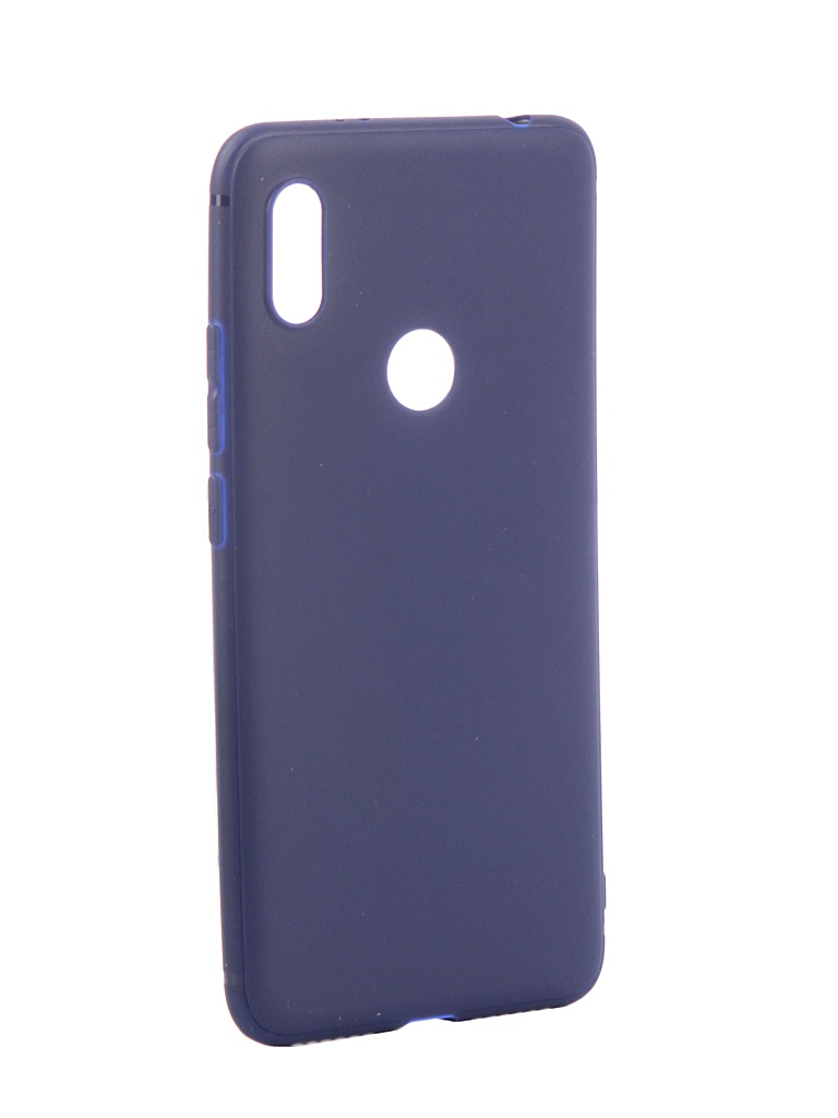 все цены на Аксессуар Чехол Brosco для Xiaomi Redmi S2 Superslim Blue XM-RS2-PP-SUPERSLIM-BLUE онлайн