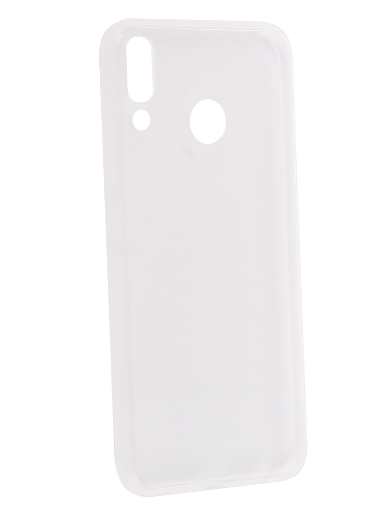 Чехол Brosco для ASUS ZenFone 5 Z ZS620KL Silicone Transparent AS-ZF5Z-TPU-TRANSPARENT