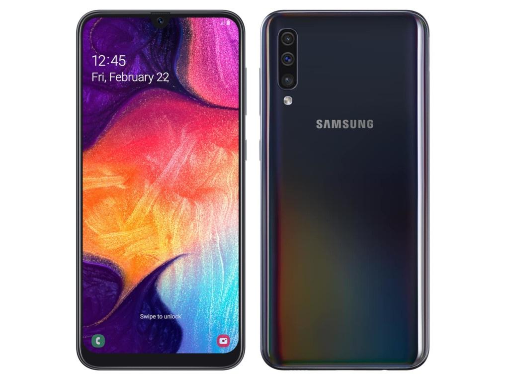Сотовый телефон Samsung Galaxy A50 64GB Black