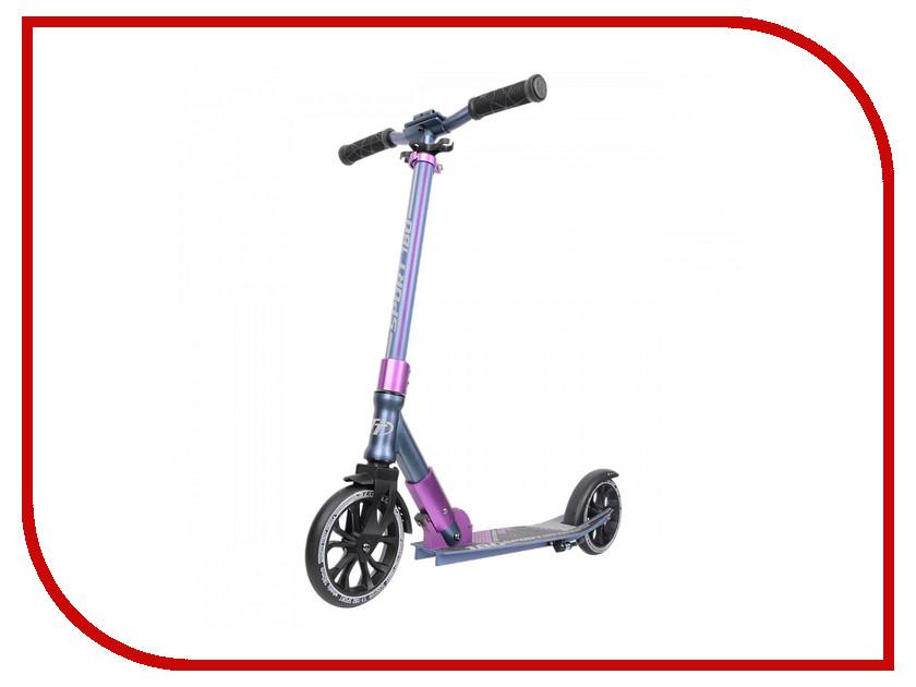 Самокат Tech Team TT 180 Sport 2019 Blue-Purple цена