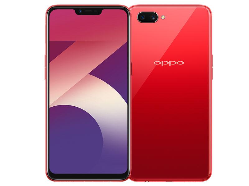 Сотовый телефон OPPO A3s Red