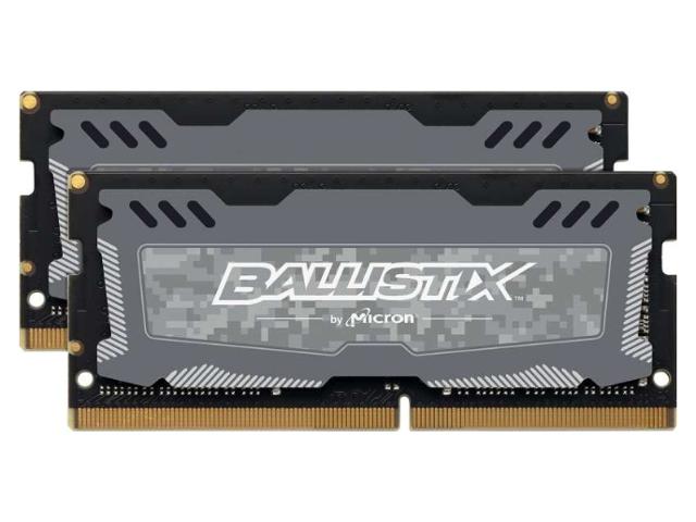 Модуль памяти Crucial Ballistix BLS2K8G4S26BFSDK