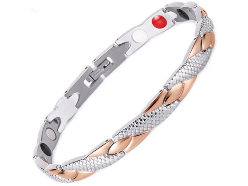 Магнитный браслет Luxor Змеючка 4 в 1 ЗМ1