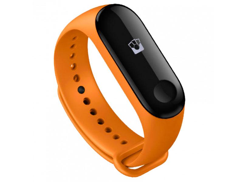 Умный браслет Xiaomi Mi Band 3 Orange