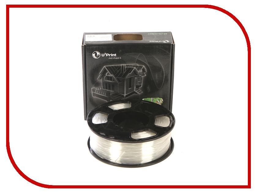 Аксессуар U3Print PLA Transparent 1.75mm 1kg Natural