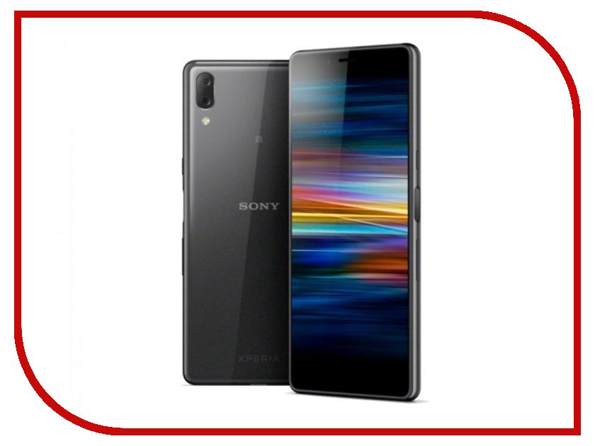 Сотовый телефон Sony Xperia L3 Black сотовый телефон sony g3212 xperia xa1 ultra 32gb pink